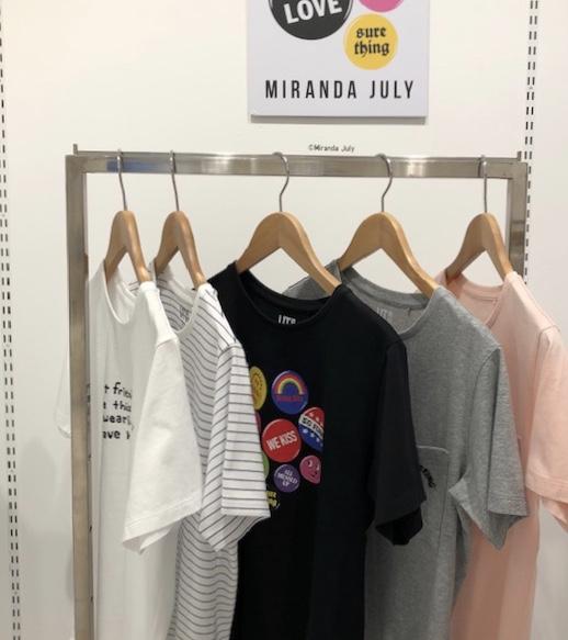 ユニクロのTシャツ特集 - UTやユニクロ ユーなど、夏の定番無地Tシャツ、限定コラボTシャツまとめ_5