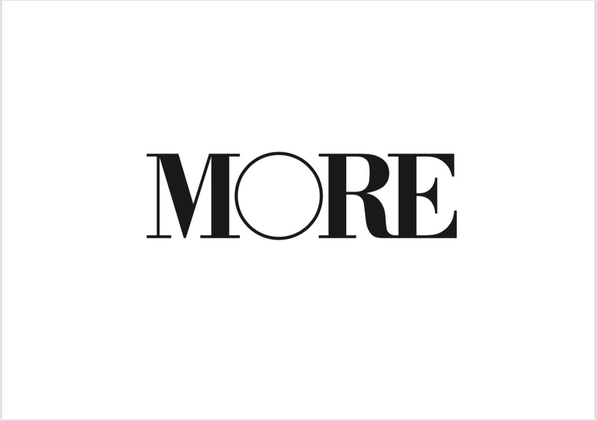 「MORE」6月号・7月号の発売について