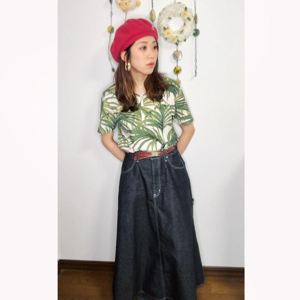 【オンナノコの休日ファッション】2020.5.8【うたうゆきこ】_1