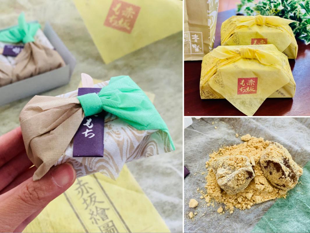 【赤坂青野】和菓子を買うならココ!小風呂敷包みがおしゃれ《赤坂もち》が絶品♡_7