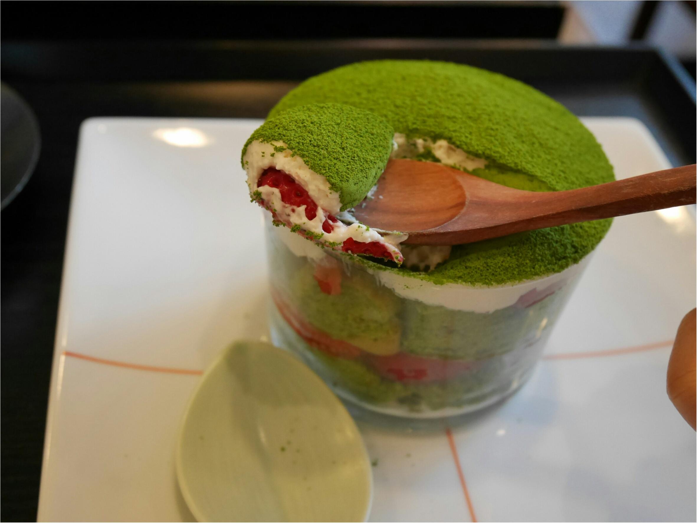 表参道にある「茶茶の間」は幅広い年代から愛される日本茶のカフェだった。_10