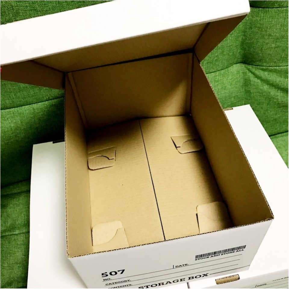【100円ショップ購入品】ワッツの100円ストレージボックスがおしゃれで使いやすい!!_2
