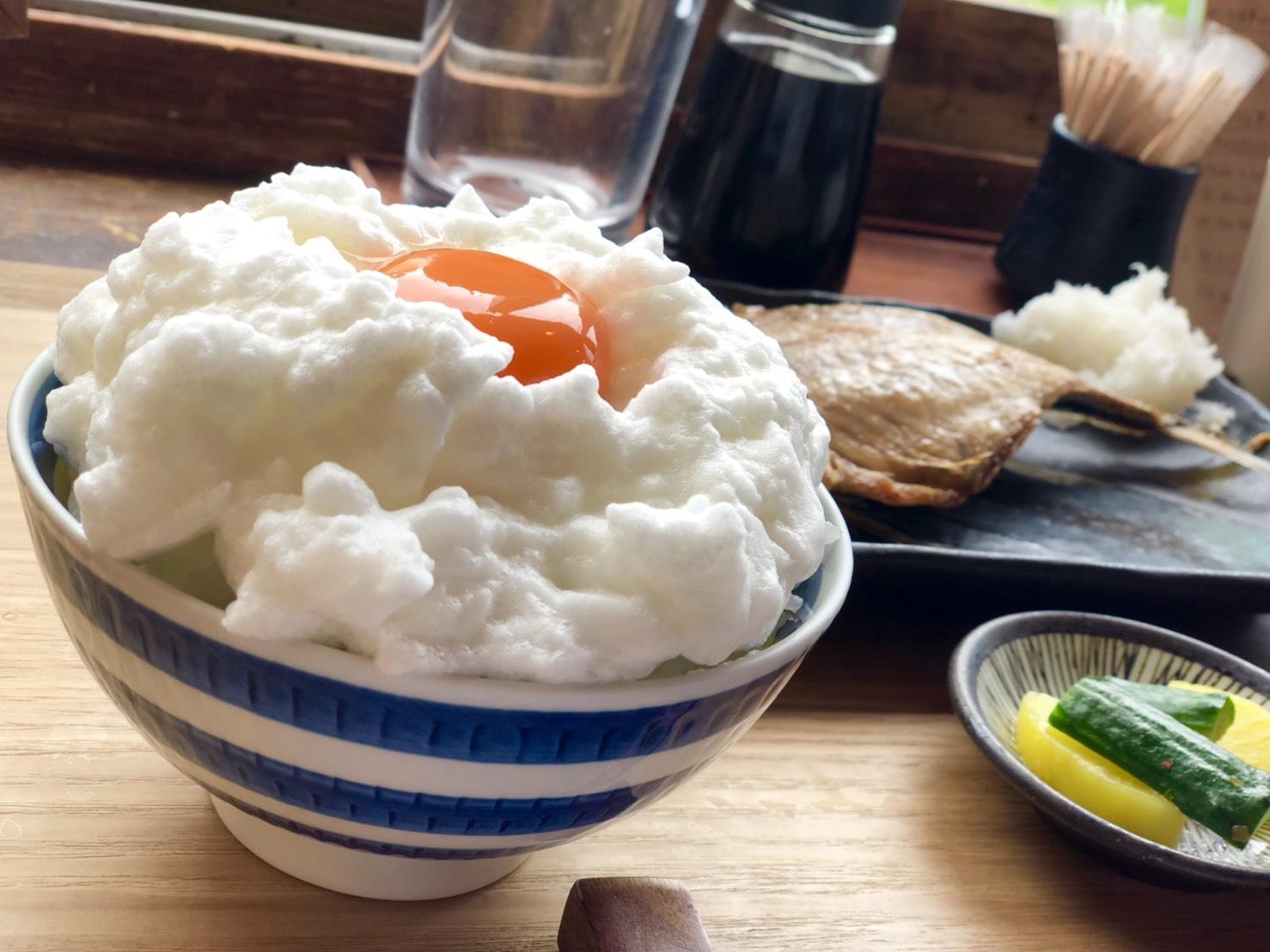 《最高の朝活》ふわふわの卵かけご飯✨鎌倉にあるおしゃれカフェ【ヨリドコロ】_1