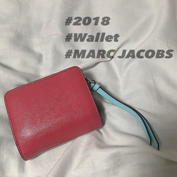【20代女子の愛用財布】色が可愛いミニ財布_2