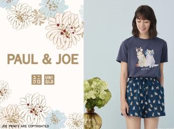 【ユニクロ】『UT×PAUL & JOE』コラボ再び! 6月下旬発売に先駆けて全アイテム見せます!