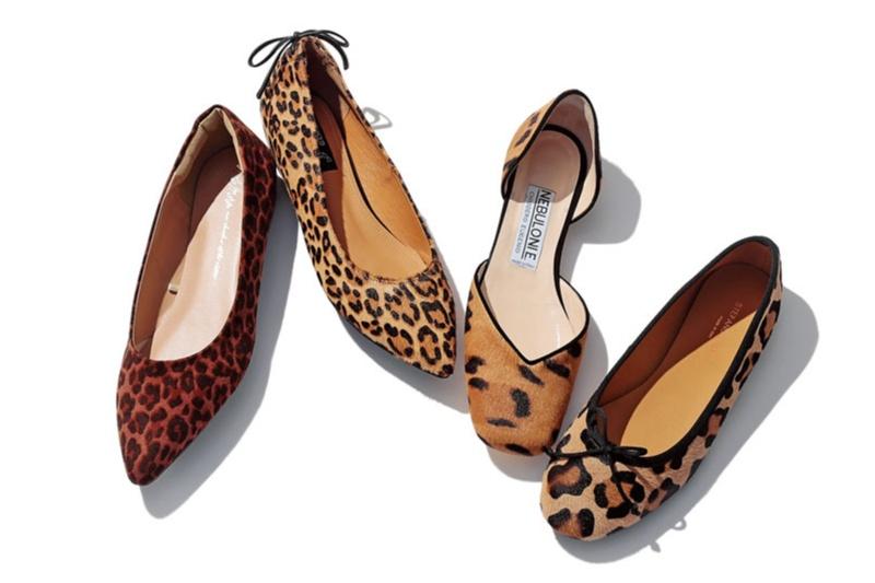 アニマル柄のパンプスにご注目♬「それどこの?」って聞かれる秋の靴にいちばん乗り!_1_3