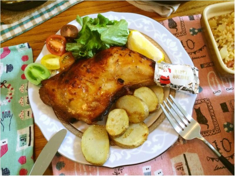 今年の【クリスマスおうちディナー】イチ押しは《アボカドのスコップコロッケ》_4