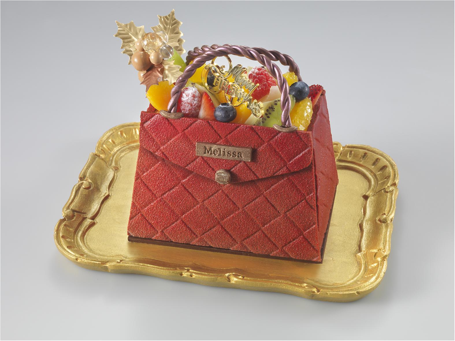 【クリスマスケーキを予約しなきゃ!②】彼におねだりしたいのは、とびきりおいしいバッグ!?_1