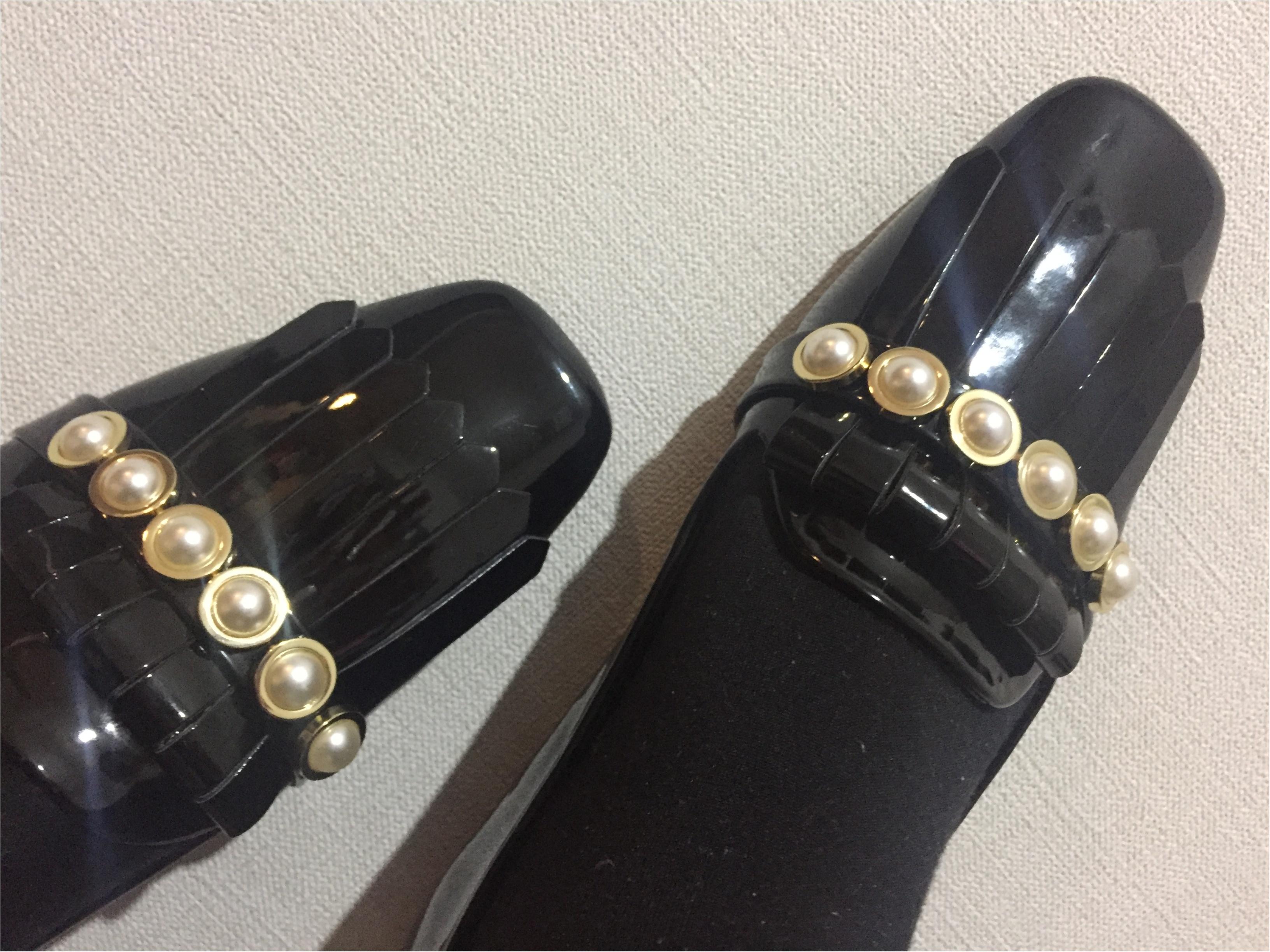 『ZARA』購入blog第三弾✧プチプラなのに凝ったデザインで高見え!1度品薄になりかけたこちらの靴をGETしてきました!_2