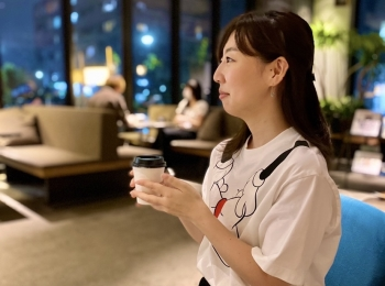 【猿田彦】ほうじ茶×コーヒーのミクソロジーラテにベタ惚れ♡