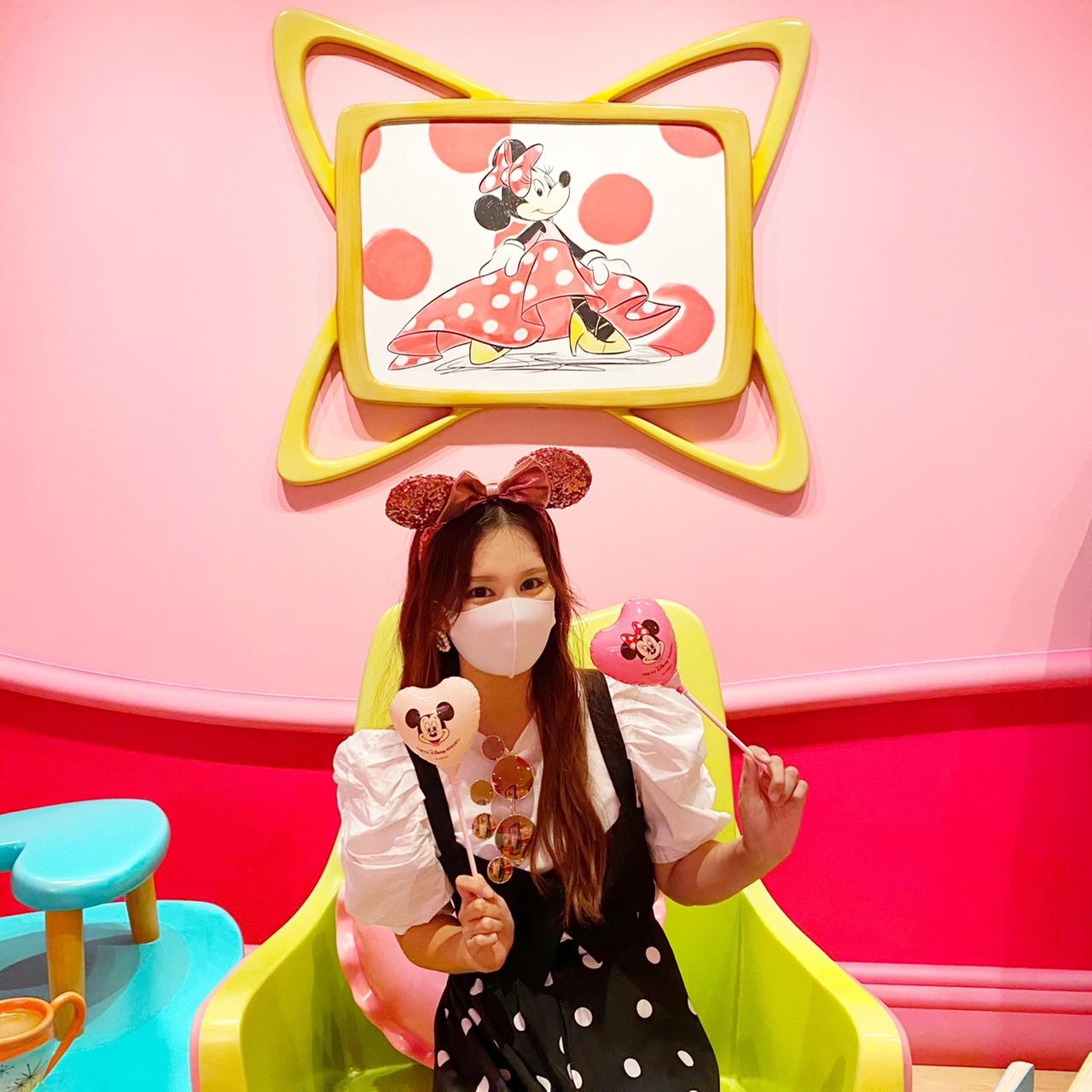 9月28日オープン!ディズニー新エリア【ミニーのスタイルスタジオ】大公開♡_10