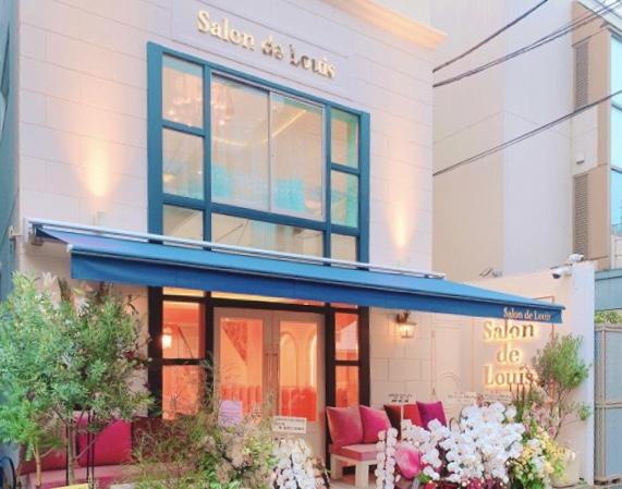 【6月27日OPEN】かわいすぎるカフェ〈Salon de Louis 2号店〉が南青山に登場!_1