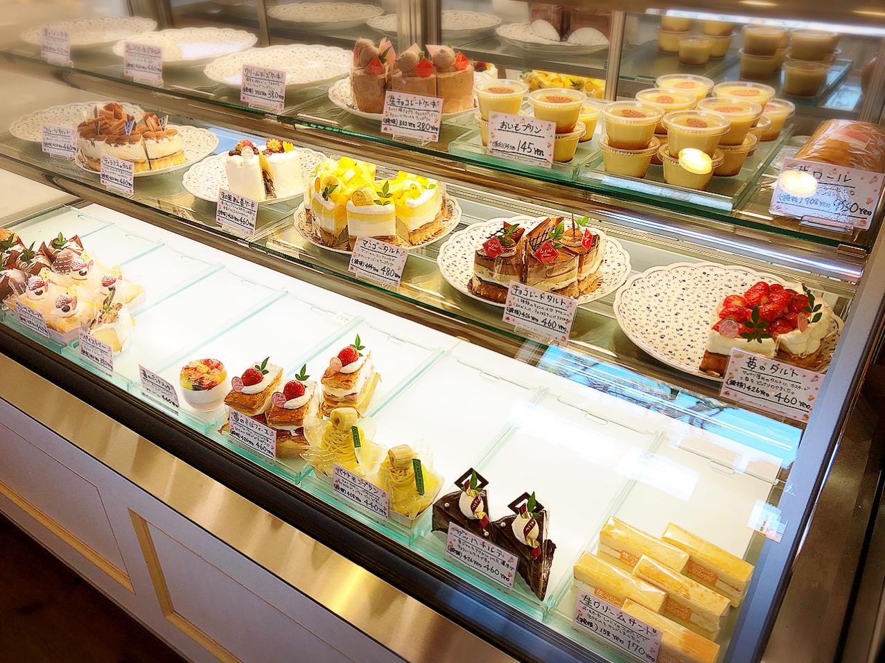 【静岡で美味しいケーキ屋さん♡】超美味ティラミスタルト〜( ´ ▽ ` )_1