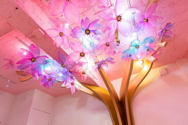 原宿『MOSHI MOSHI ROOMS』の「Kawaii caltural room!! in harajuku」で、お泊り女子会したすぎる件♡【#桜 2019 4】_8