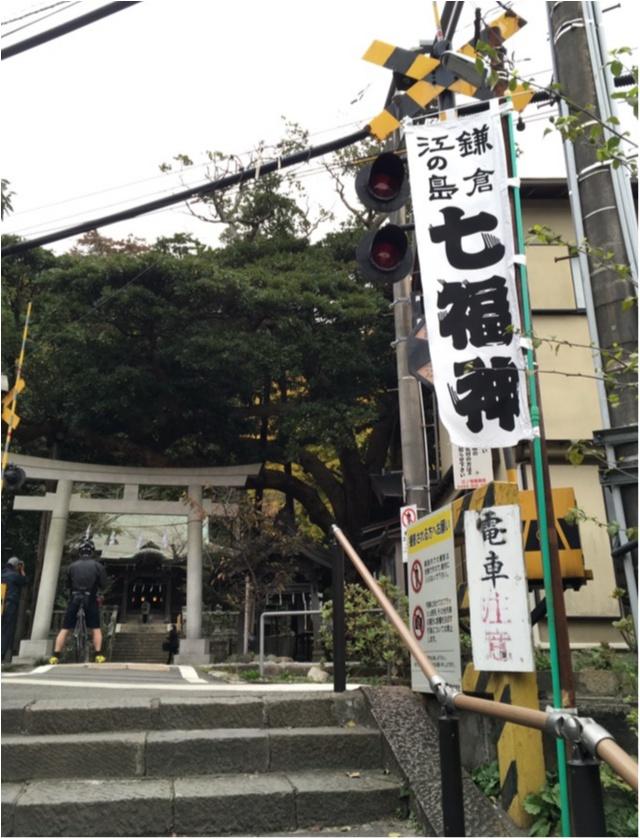 ★ゆず散歩★ 〜江ノ島&長谷編〜念願の、、♡_11
