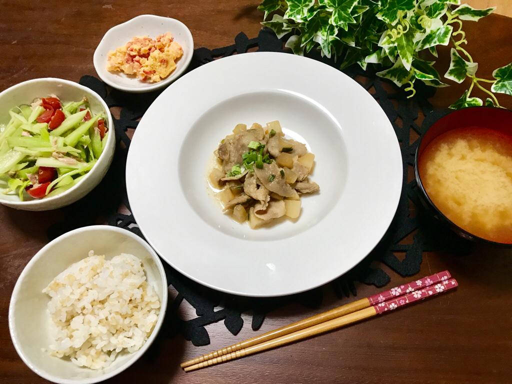 【今月のお家ごはん】アラサー女子の食卓!作り置きおかずでラクチン晩ご飯♡-Vol.1-_5