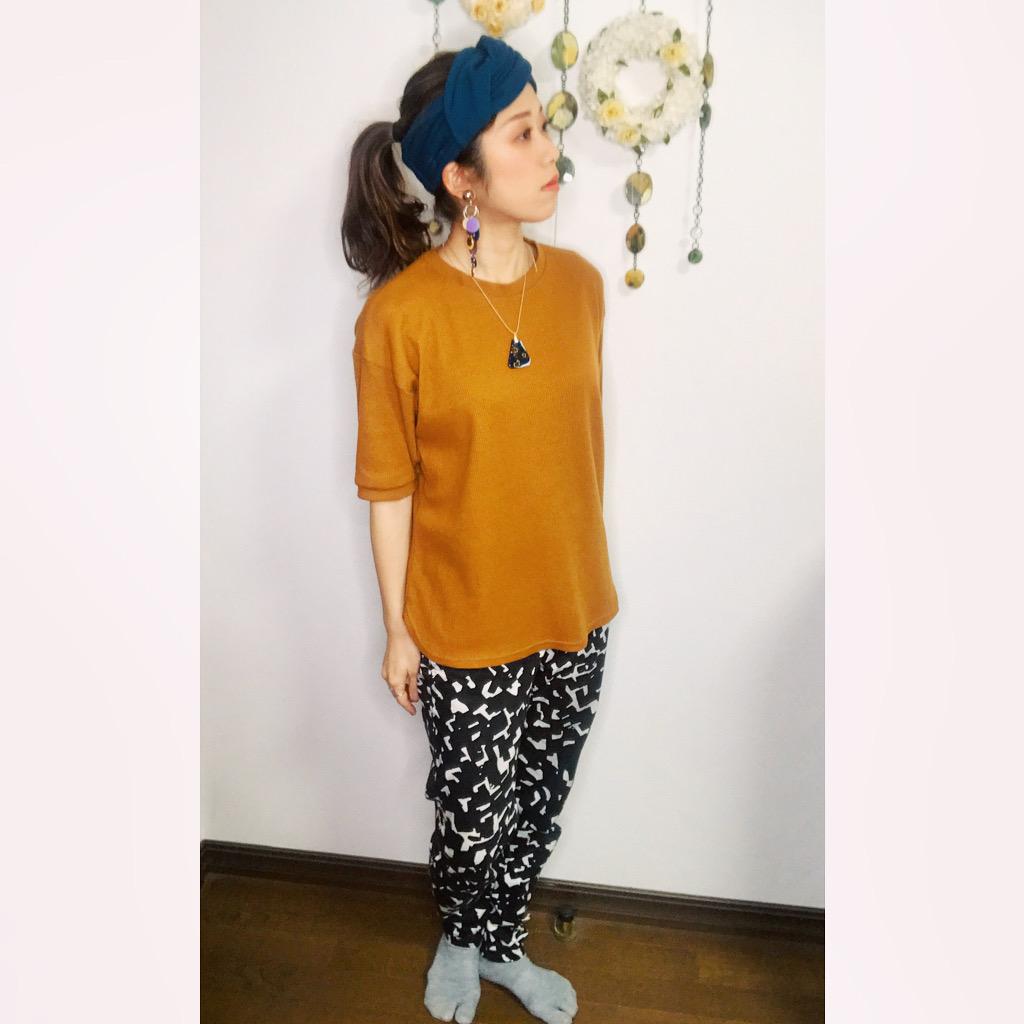 【オンナノコの休日ファッション】2020.5.11【うたうゆきこ】_1