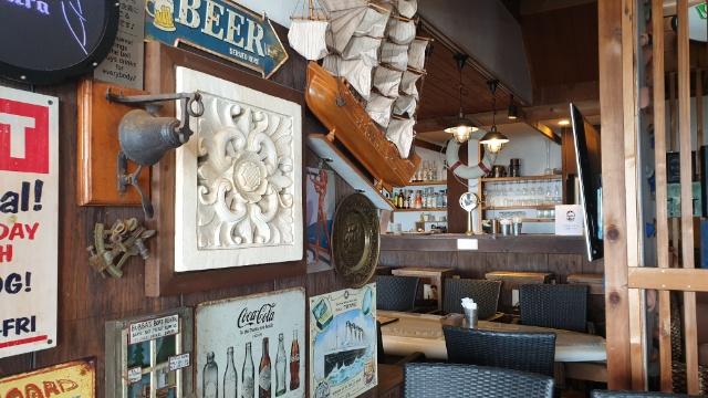江ノ島のカレーパスタが絶品!ロケーションも最高のカフェ&バー ヘミングウェイ 江ノ島に行ってきた_3
