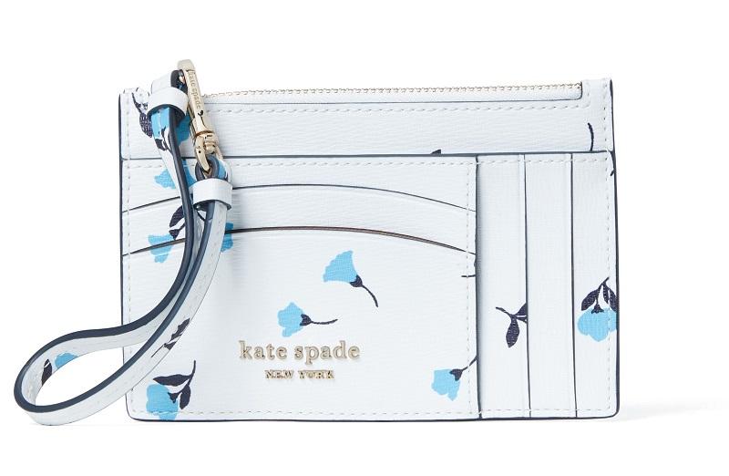 ケイトスペード 小花柄のカードケース
