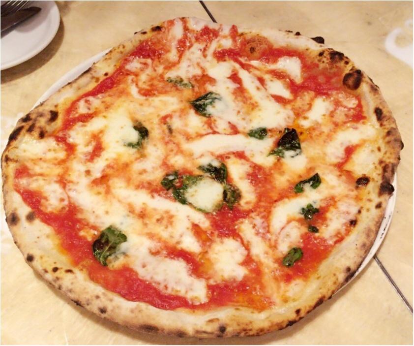 美味しいpizzaを堪能♡東京でも有名なあのお店で…!_2