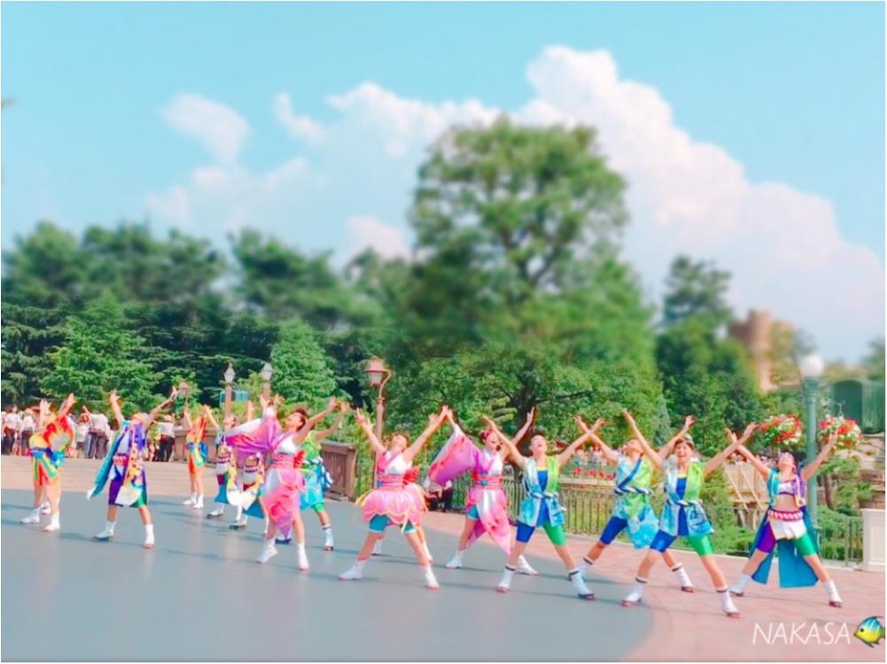 ▷夏だ!!ソイヤッ!!夏祭りだレポ⑅◡̈*①_9