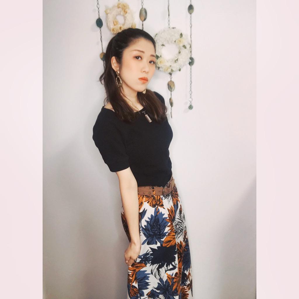 【オンナノコの休日ファッション】2020.5.3【うたうゆきこ】_1