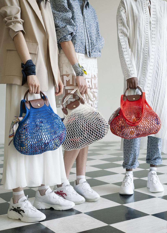 ロンシャン×フィルトの新作バッグ「ル プリアージュ® フィレ」
