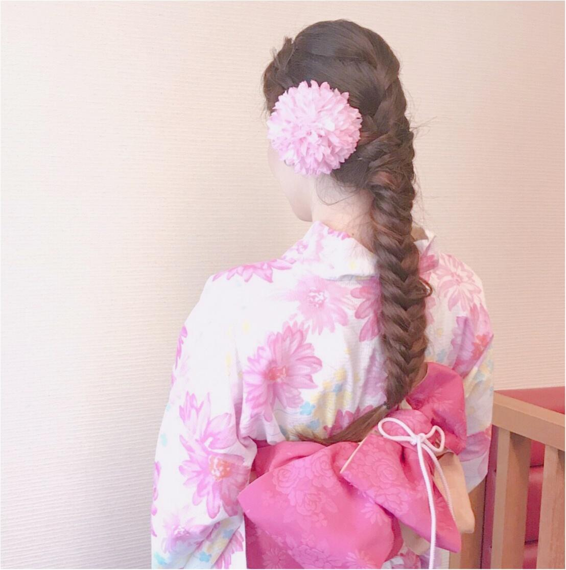 夏のデートは浴衣で決まり♡ 京都観光は浴衣のレンタルがおすすめ♡_3