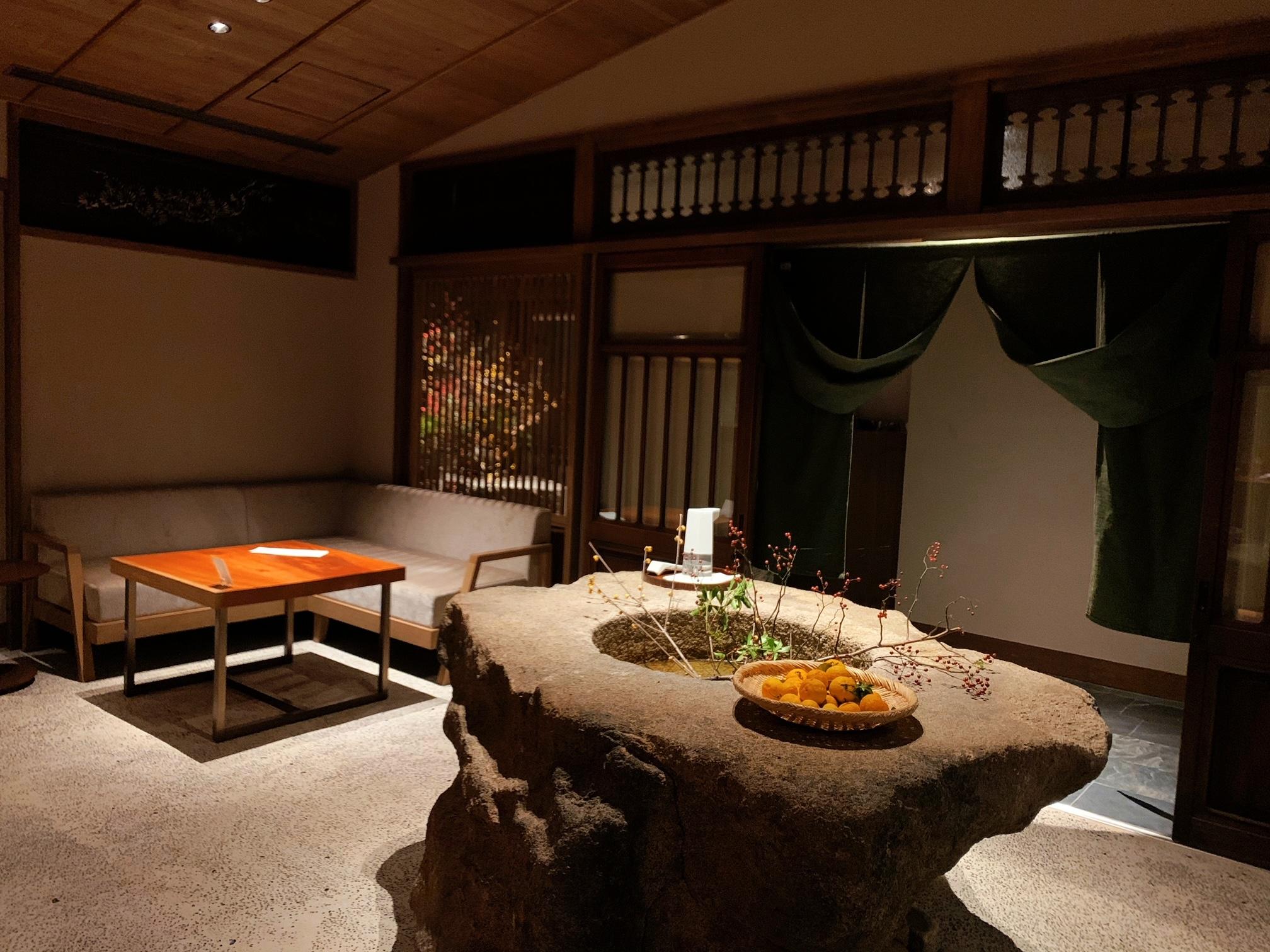 【なかなか予約が取れない!】東京に居ながらにして《箱根の温泉を楽しめる人気スポット》に行ってきた♡_12