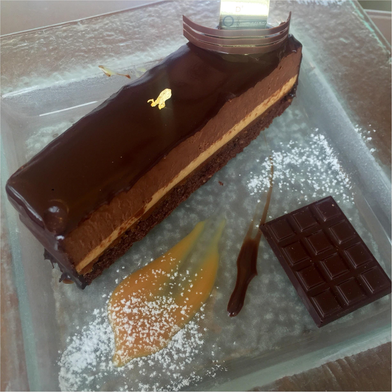 この上ないほどの濃厚さを食す!ショコラティエ パレ ド オール (CHOCOLATIER PALET D'OR)のケーキが極上♡_3