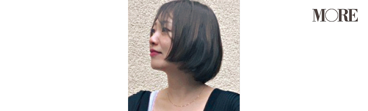 スタイリスト石田綾さん