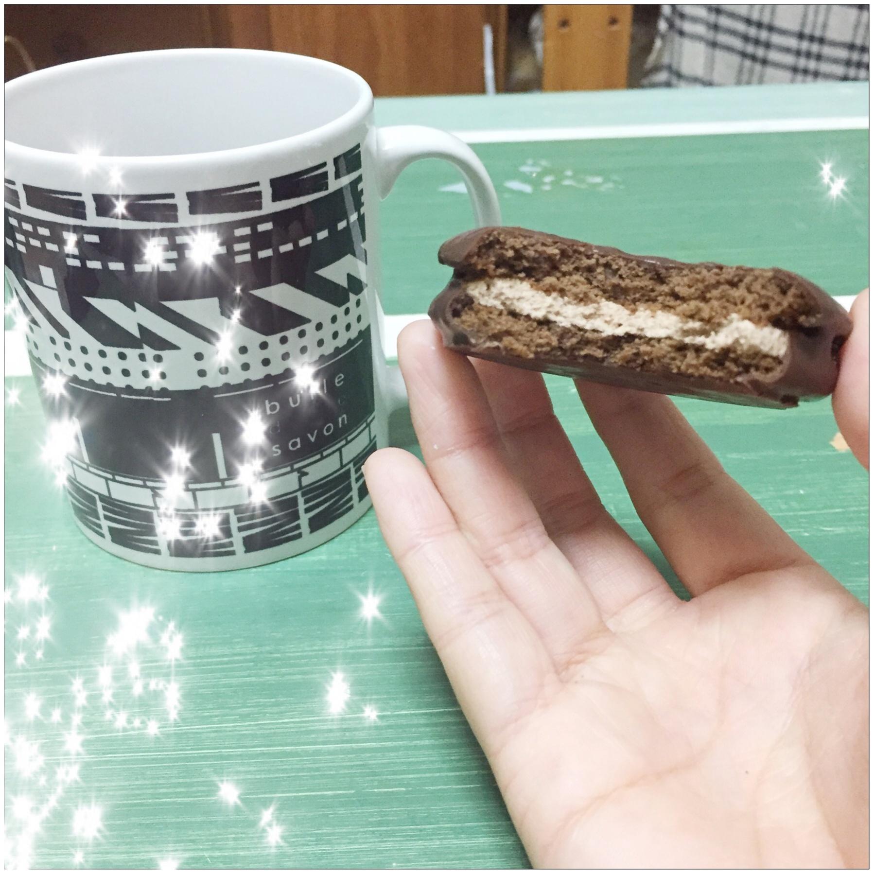 …ஐ ロッテのチョコパイ♪から冬限定♥️がでました! ஐ¨_2