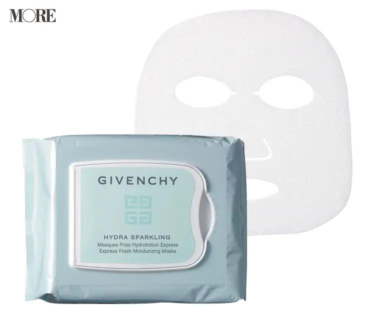 《おすすめのシートマスク・パック》ジバンシイ イドラ スパークリング フレッシュ マスク