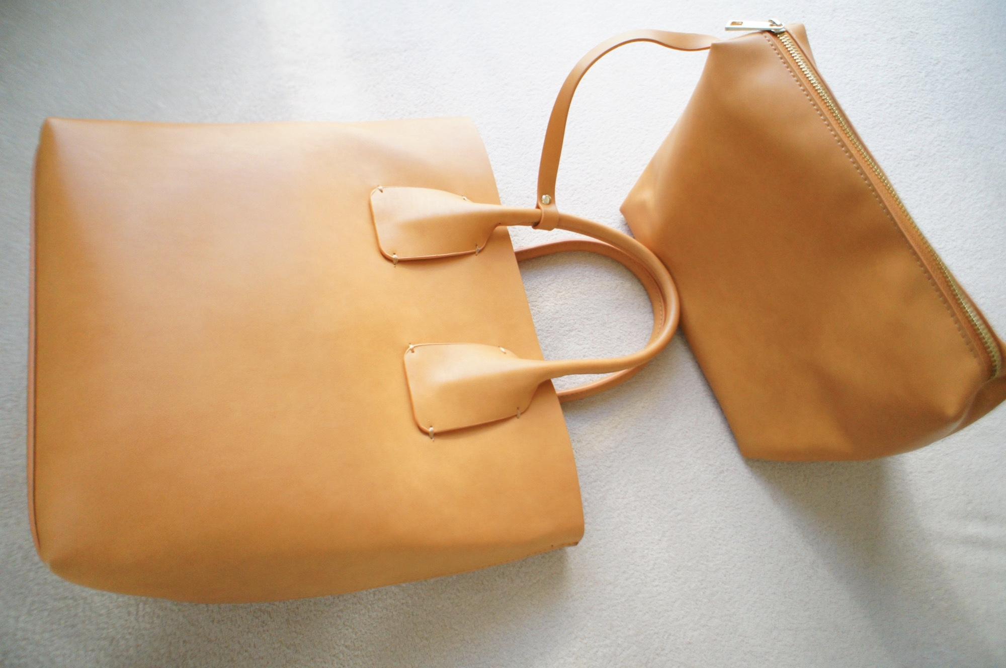 《#ザラジョ 必見❤️》【ZARA】のsaleで購入した2WAYトートバッグが優秀すぎる☻!_4
