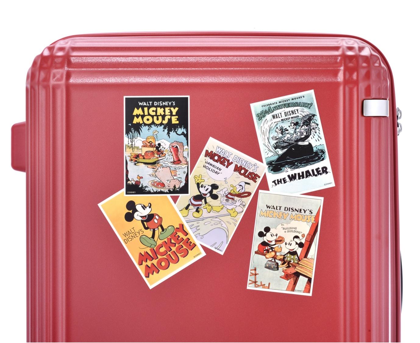GWの旅行はミッキーマウスを連れて行こう♡ 細部までかわいいスーツケース発売中!_2_1