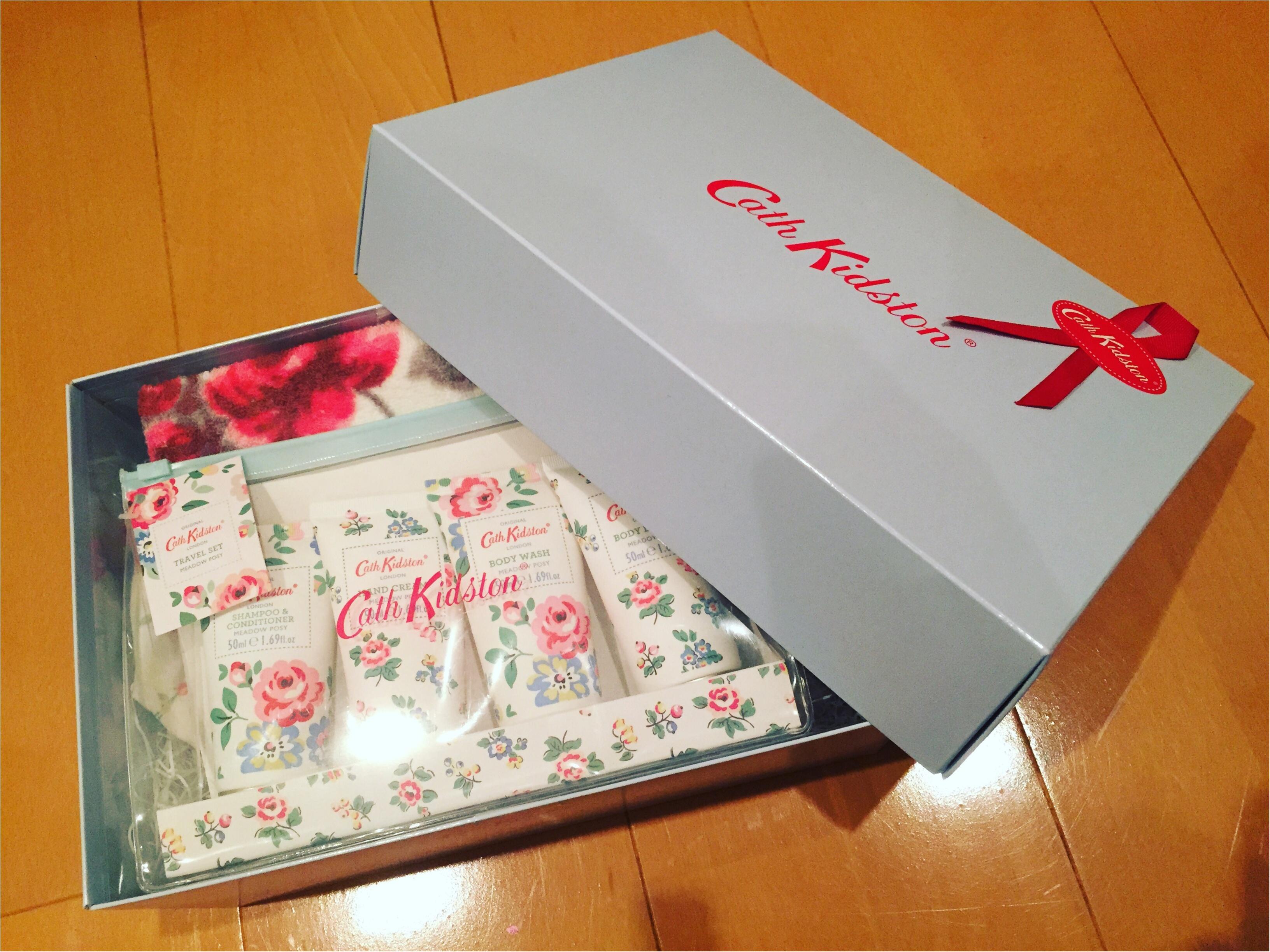 本番終了♪♪嬉しいプレゼントをいただきました♡_5
