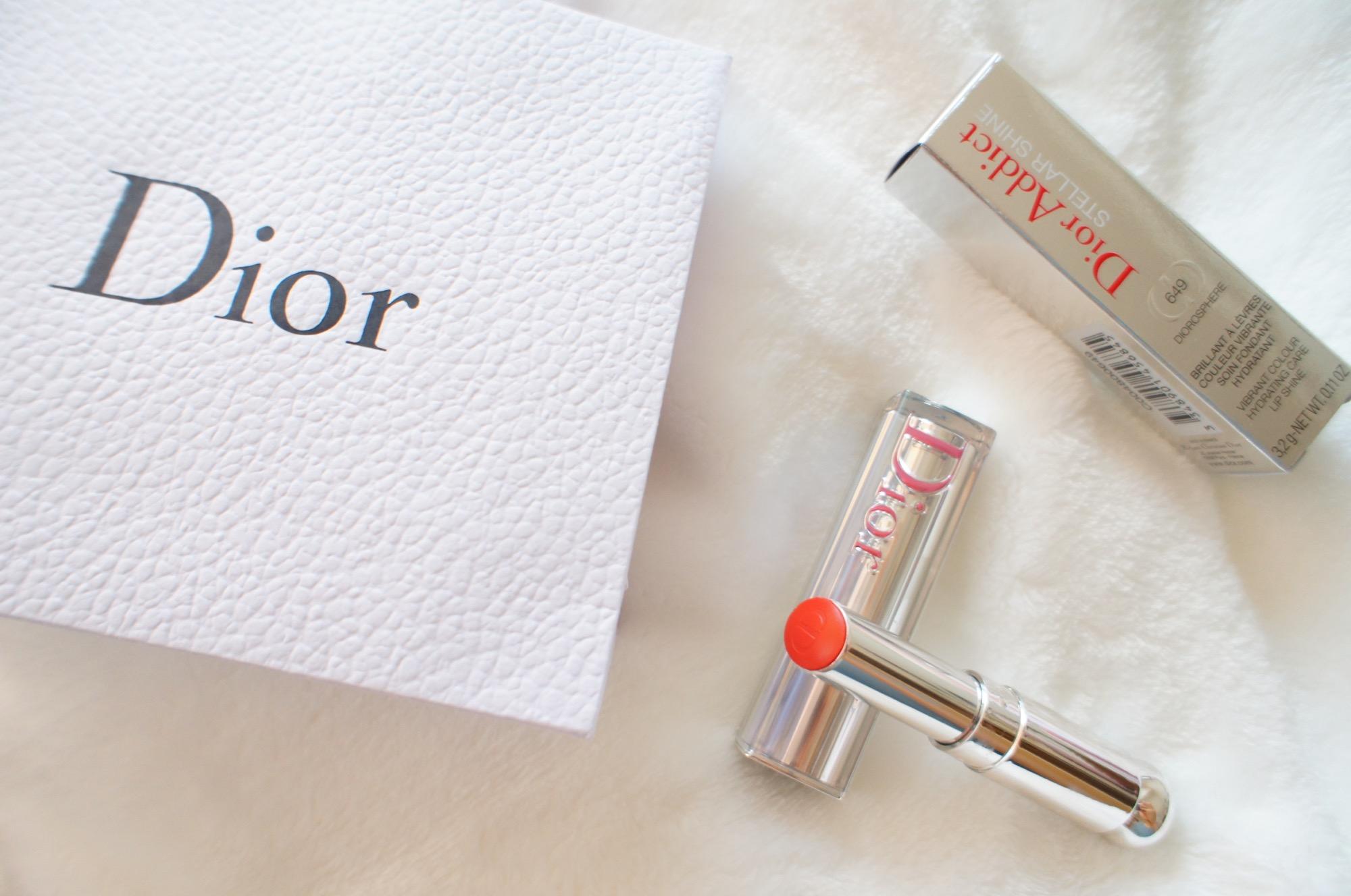《1日中潤うリップ❤️》【Dior】ディオール アディクト ステラー シャイン☻_2