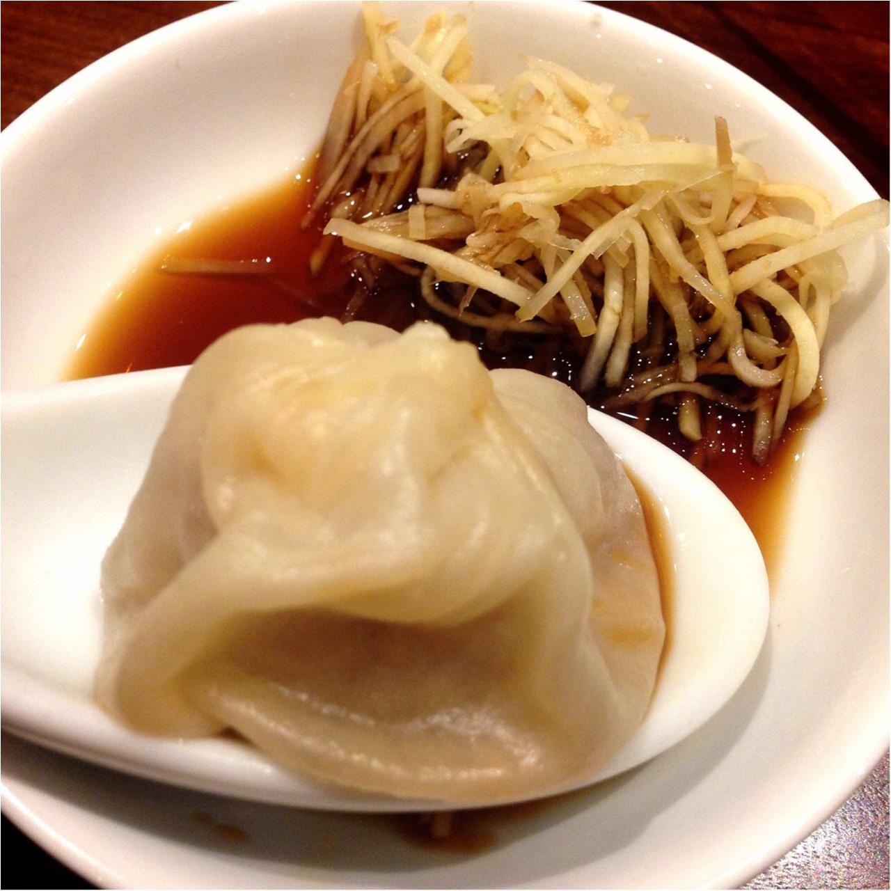 台湾に行かなくても東京で味わえる本場の味。【じゅっじゅわぁ〜な小籠包】_4