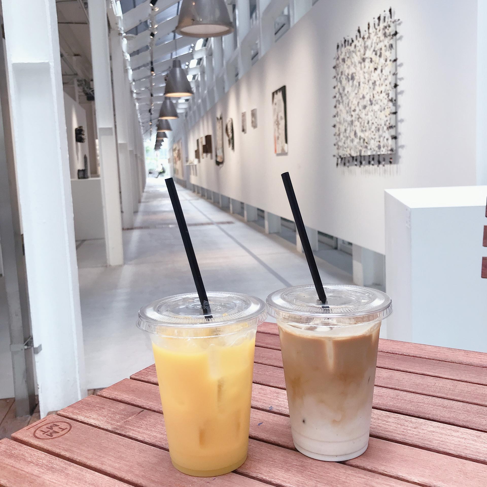 【天王洲のアートスポット WHAT CAFE】カフェとアートを一緒に楽しむ!_4