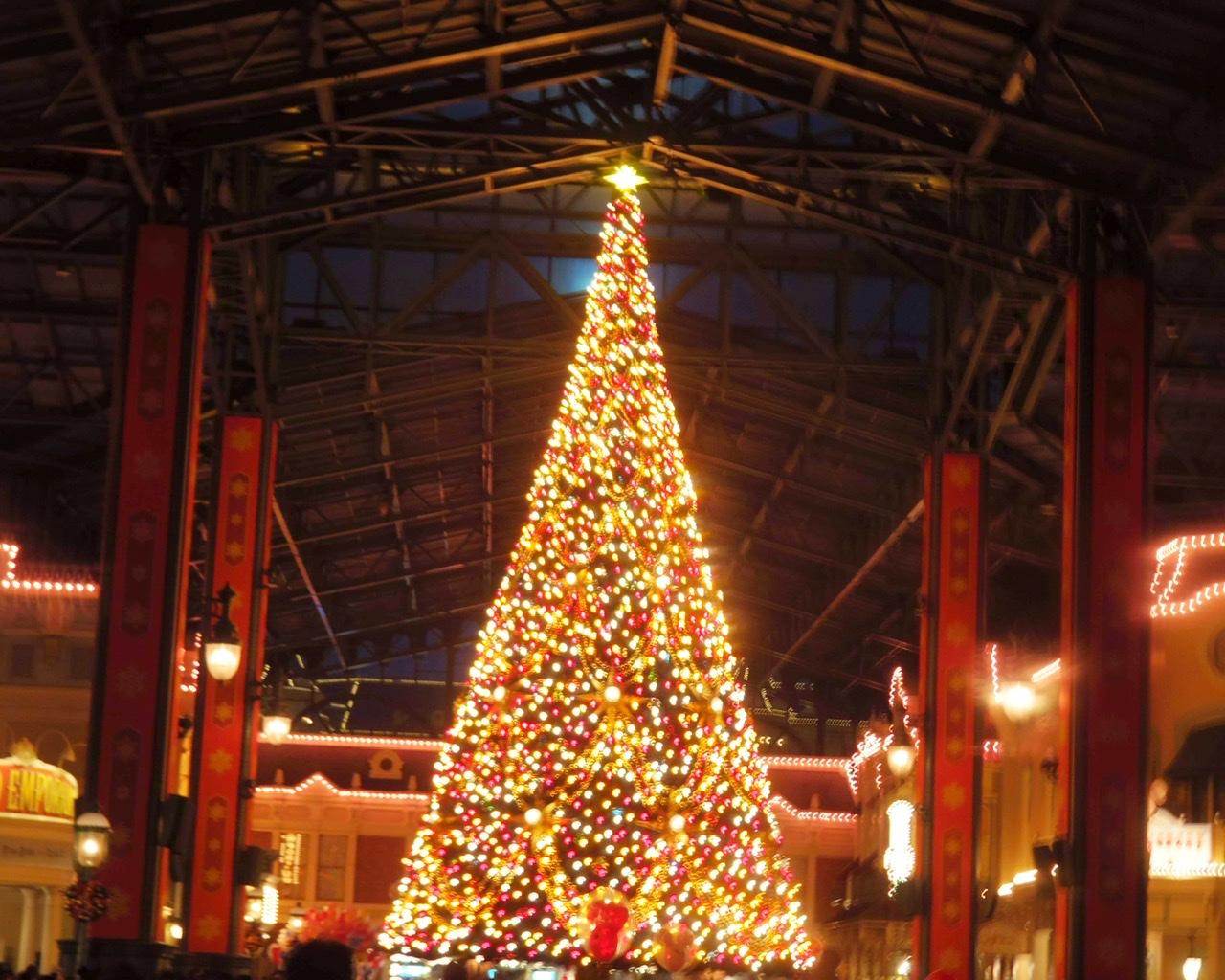 【11月8日スタート】クリスマスディズニー2019♡ひと足先にパークを探検!_11