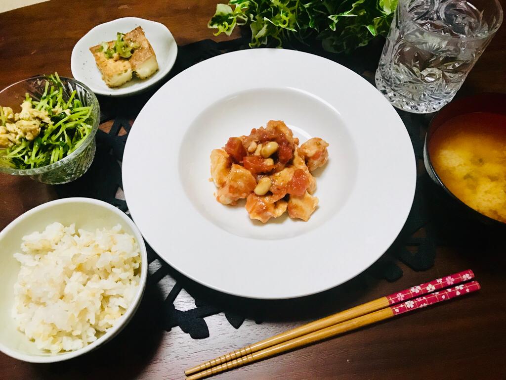 【今月のお家ごはん】アラサー女子の食卓!作り置きおかずでラクチン晩ご飯♡-Vol.3-_7