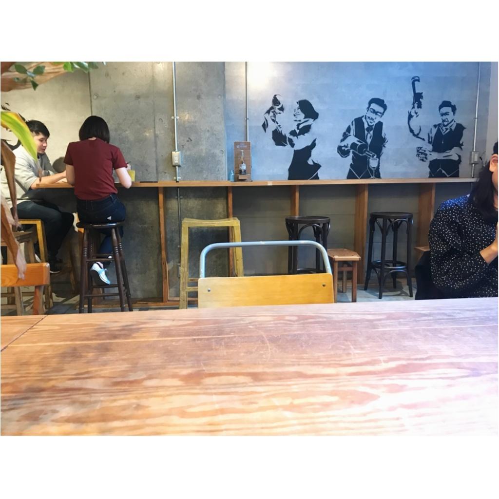 【オトナ向けカフェ】本当は『秘密』にしたい大人のオアシス発見!@日本橋_2