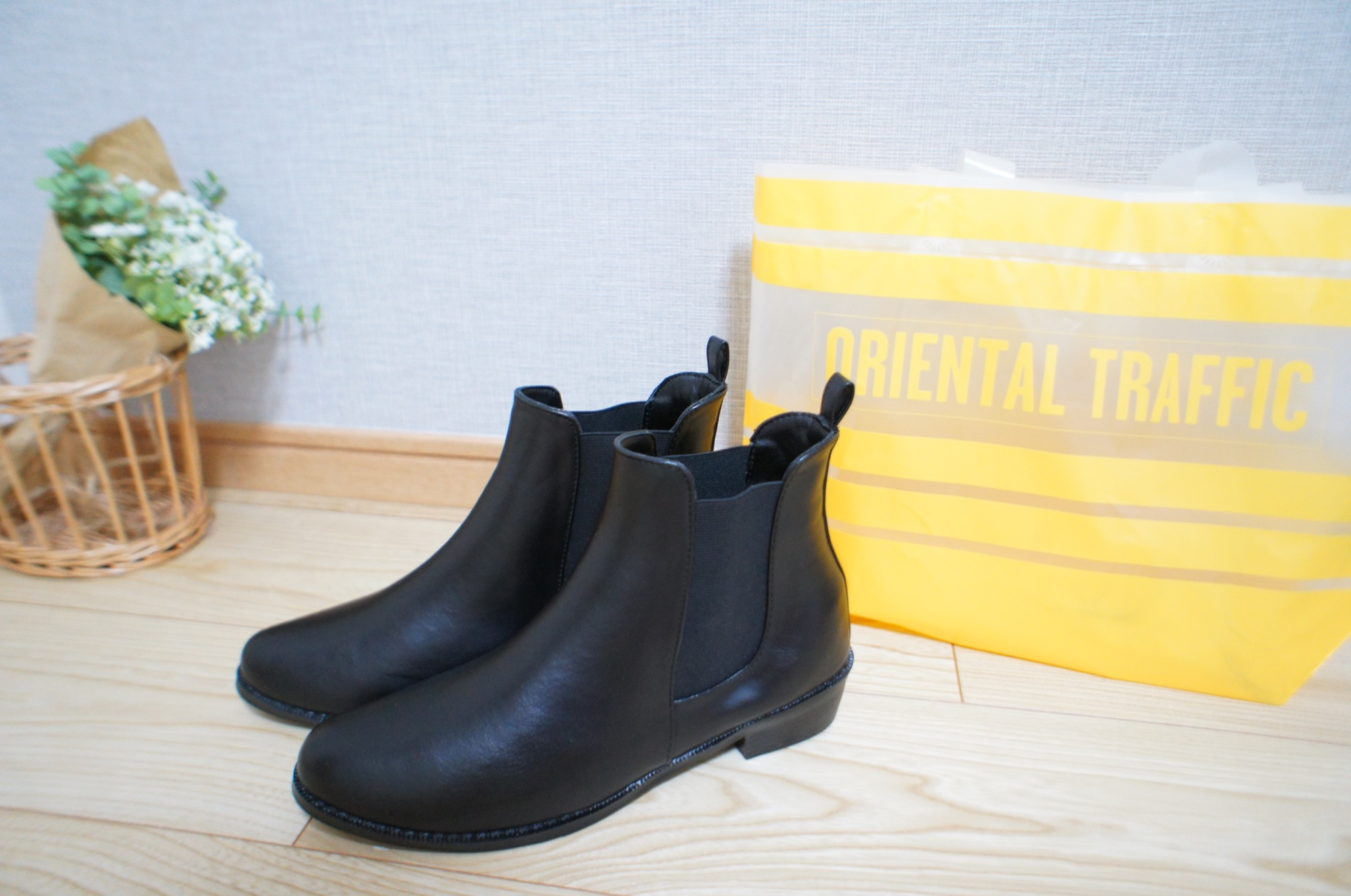《梅雨もハッピーに❤️》3千円台で買える【Oriental Traffic】レインブーツ☻_1