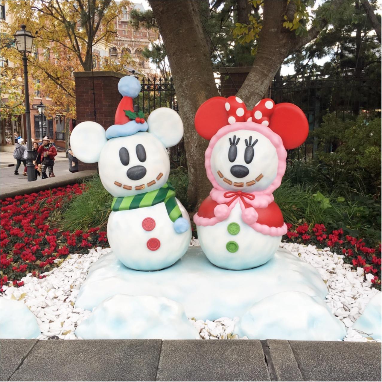 Xmasディズニー♡ 撮りたくなる!私のおすすめクリスマススポットをまとめ♪_5