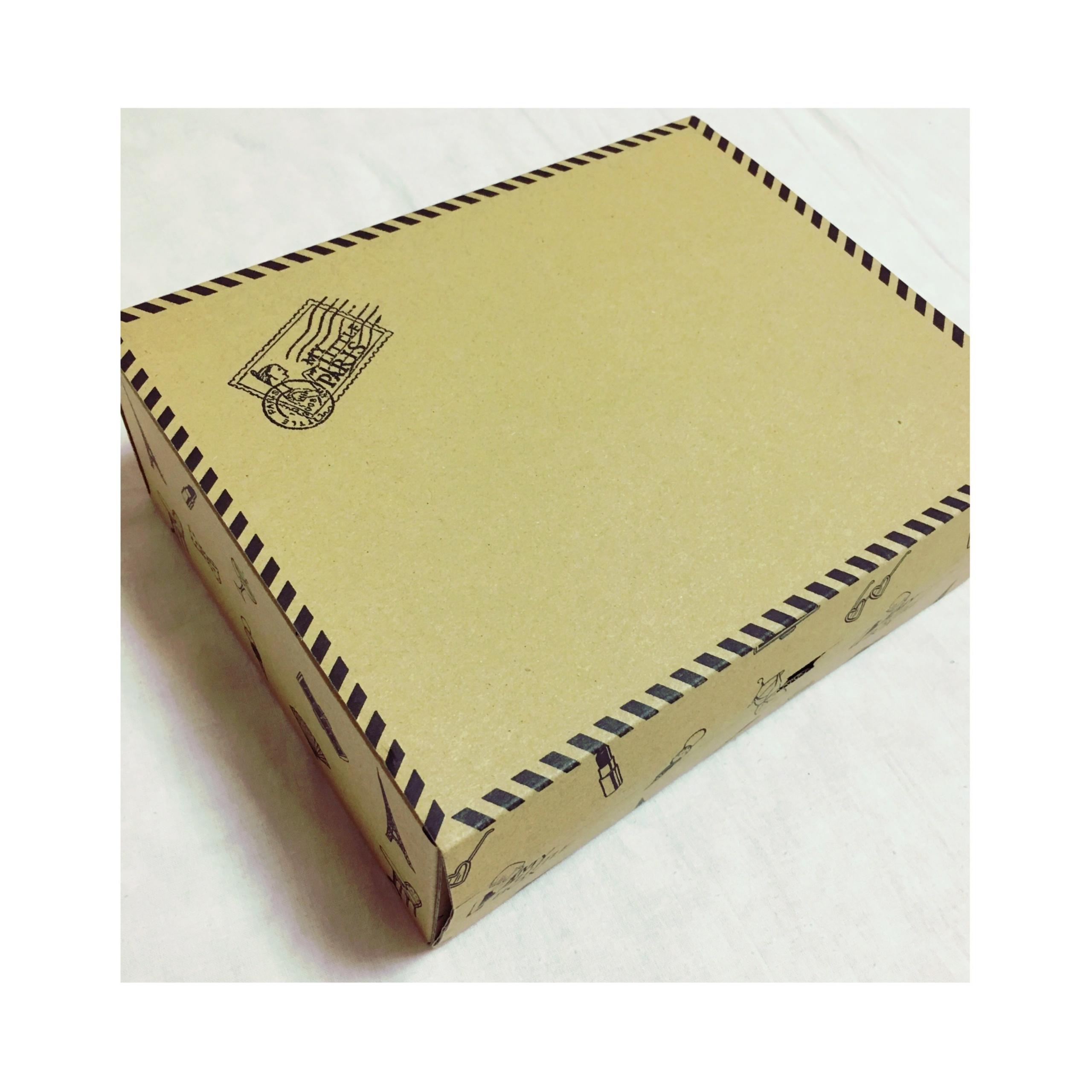 《既日完売の予感⁈❤️》【My Little Box】8月はPAUL&JOEとのコラボ♡ひと足お先にgetしました‼︎_4