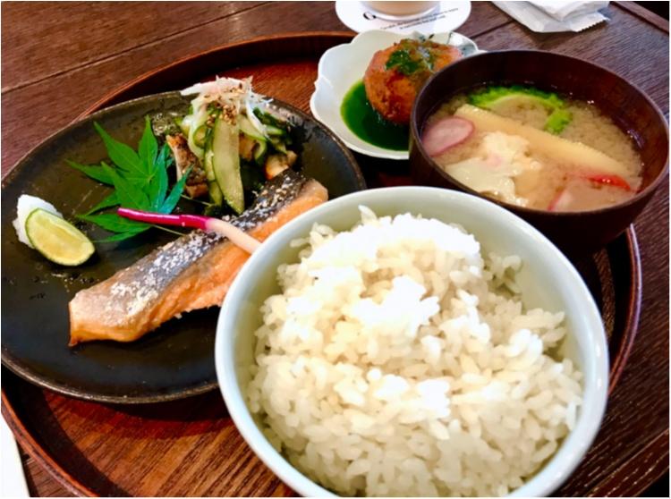 【代官山ランチ】モデル梨花さんがディレクションするカフェで美味しくて身体に良いごはん♡_2