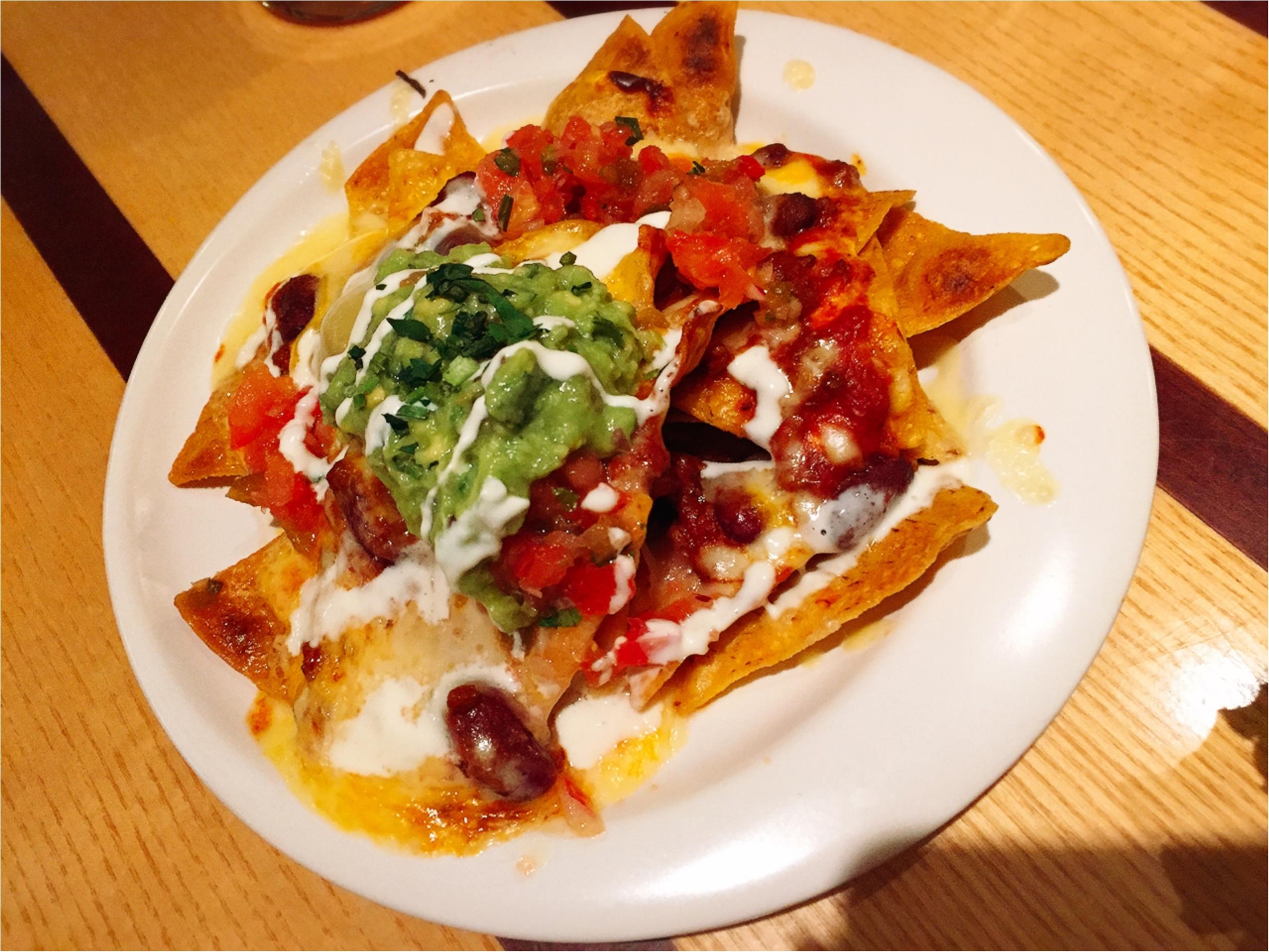 モアハピ女子会♡みんなで楽しめる!おしゃれなメキシコ料理のお店で…♡*_4