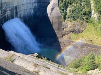【富山県】【国内最大】黒部ダムで大自然を満喫してきました!