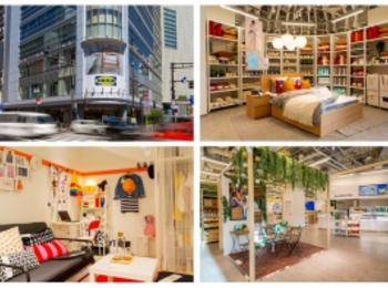 「IKEA新宿」が5/1(土)にオープン! 約1600点展示&日本初の量り売りデリメニューも