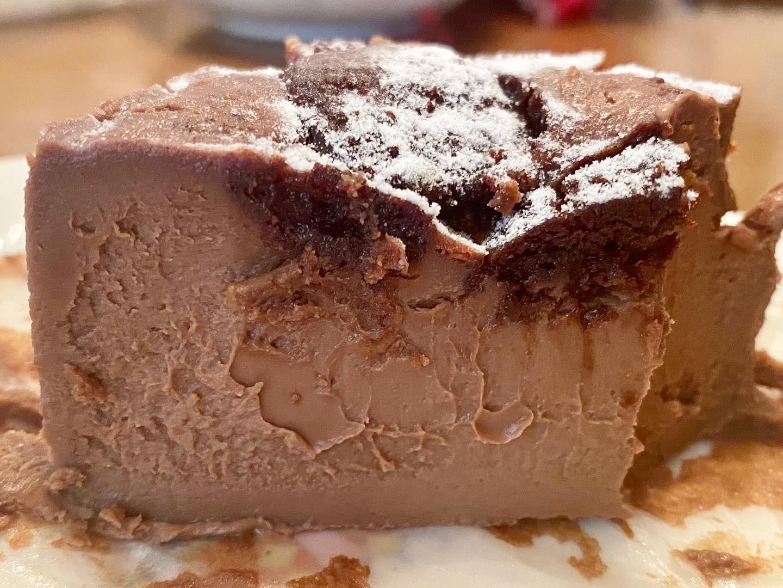 【GAZTA】チョコレートバスクチーズケーキを初体験!_6